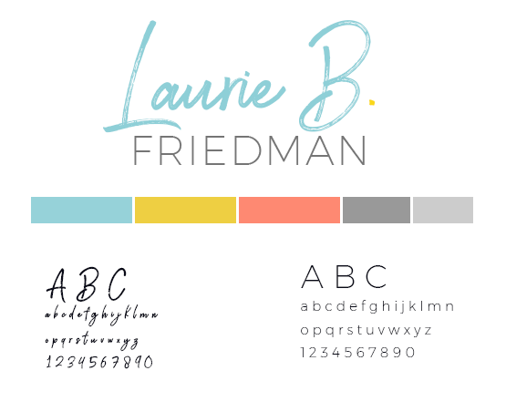 Laurie B. Friedman style guide